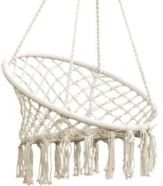 Šūpuļtīkls-krēsls Ecru, smilškrāsas