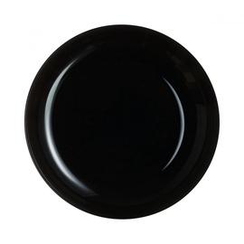 Šķīvis Luminarc Friend's Time, melna