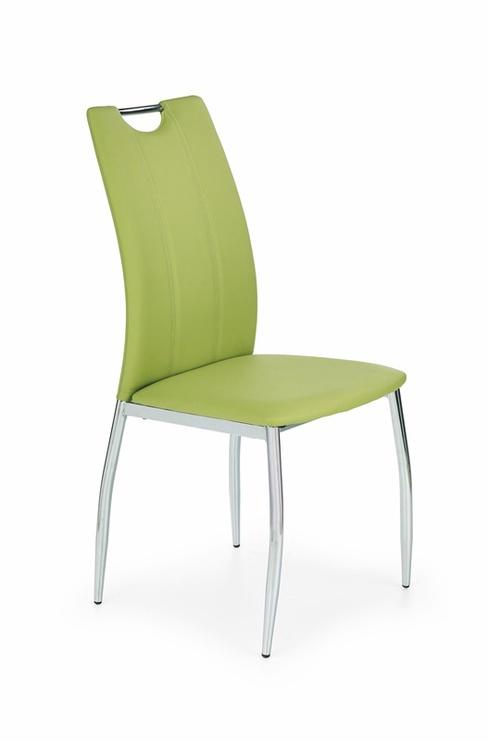 Ēdamistabas krēsls Halmar K187 Green