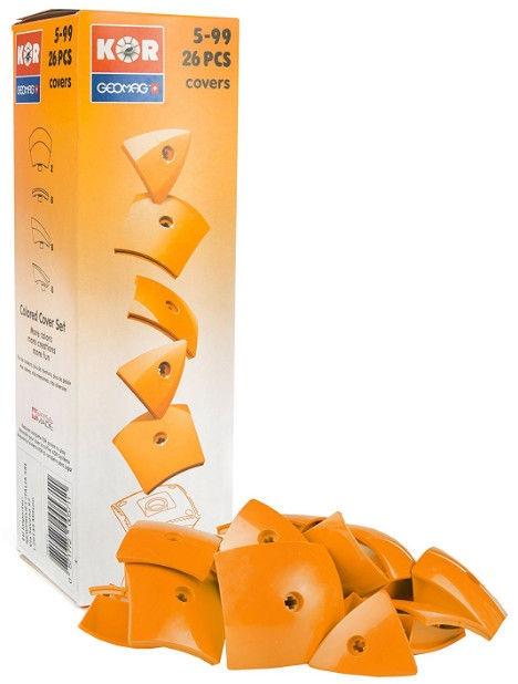 Konstruktors Geomag Orange Cover 26