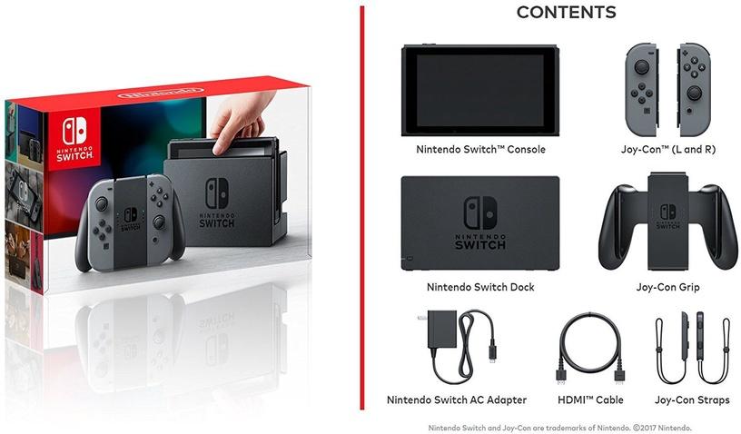 Spēļu konsole Nintendo Nintendo Switch, Wi-Fi