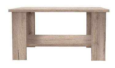 Kafijas galdiņš Idzczak Meble Hawana San Remo Oak, 1100x700x550 mm