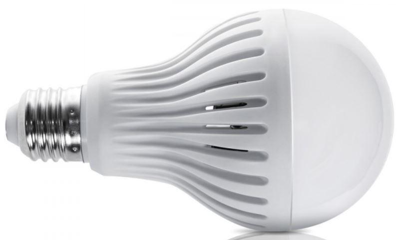 Maclean LED Bulb 12W Cold White