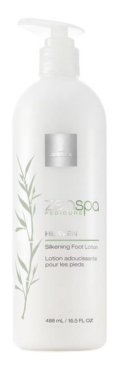 Jessica ZenSpa Heaven Silkening Foot Lotion 488ml