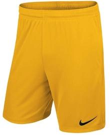 Nike Junior Shorts Park II Knit NB 725988 739 Yellow L