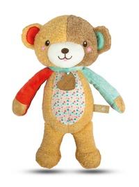 Плюшевая игрушка Clementoni Love Me Bear 17267, коричневый, 32 см