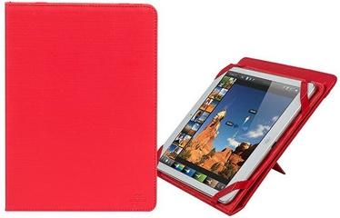Futrālis Rivacase Kick-Stand Tablet Folio Case 10.1'' Red