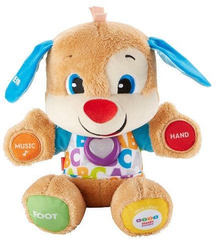 Interaktīva rotaļlieta Fisher Price Gudrais Kucēns FPP17, LV