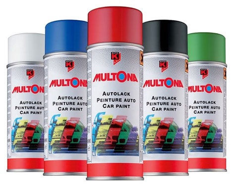 Multona Car Paint 545 Sand