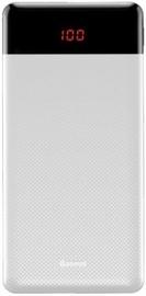 Uzlādēšanas ierīce – akumulators (Power bank) Baseus Mini Cu, 10000 mAh, balta