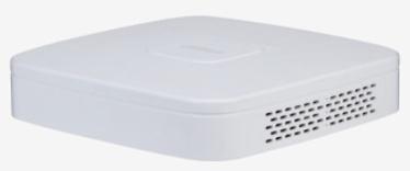 Tīkla videoreģistrators Dahua NVR4104-P-4KS2/L, balta