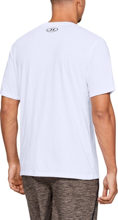 Under Armour I Will 2.0 Short Sleeve T-Shirt 1329587-100 White XL