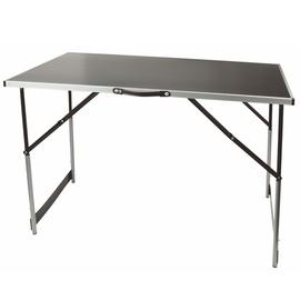 Стол для кемпинга Bruder Mannesmann Foldable 70111, серебристый, 100 x 60 x 73 - 94 см