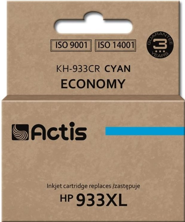 Actis Cartridge KH-933CR For HP 13ml Cyan