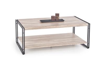 Kafijas galdiņš Halmar Bavaria San Remo Oak, 1200x600x450 mm