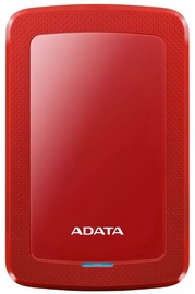 "Adata Classic HV300 1TB 2.5"" USB3.0 Red"