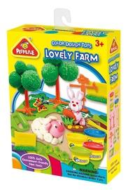 Набор моделина Peipeile Lovely Farm 6818-5