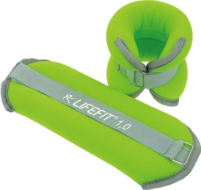 Утяжелители для ног Lifefit Neoprene Weights 2x1kg