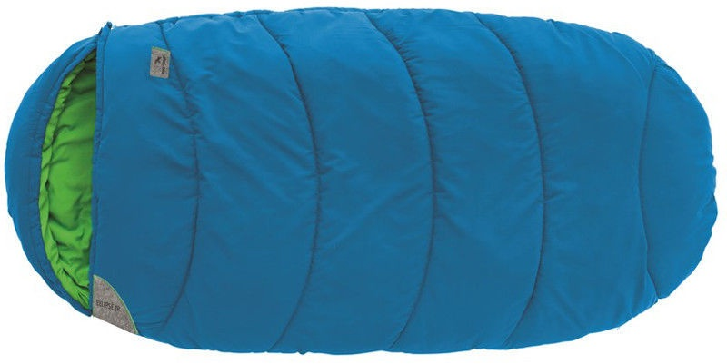 Guļammaiss Easy Camp Ellipse Junior 240116 Lake Blue, 160 cm