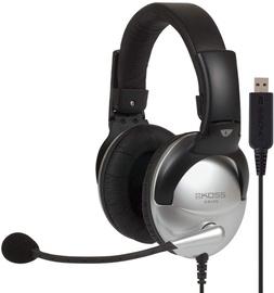 Наушники Koss SB45 USB, черный/серый
