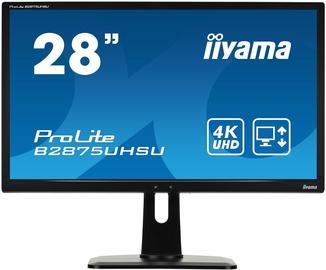 "Monitors Iiyama B2875UHSU-B1, 28"", 1 ms"