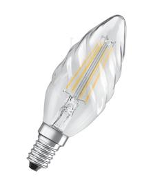 LAMPA LED FILAM BW35 4W E14 2700K 470LM