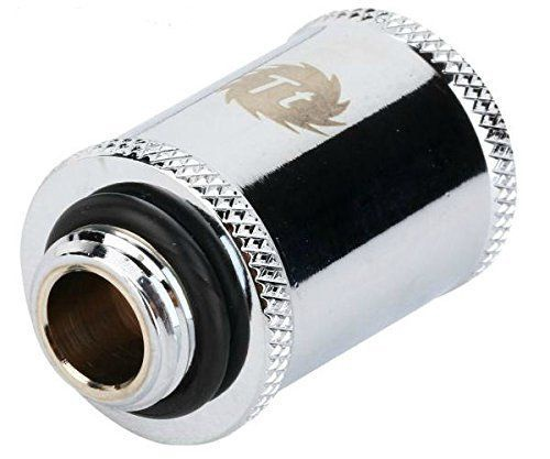 Thermaltake Pacific G1/4 Female to Male 30mm Extender Chrome