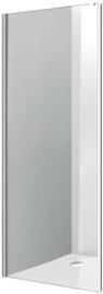 Vento Napoli Shower Wall 900x1950mm Transparent/Chrome