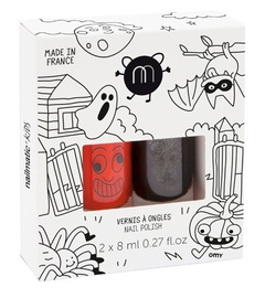 Nailmatic Kids Casper And Dori Halloween Nail Polish Set