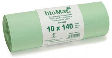 Atkritumu maisi BioMat Garbage Bags 140l 10pcs