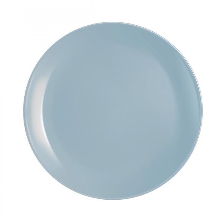Luminarc Diwali Light Blue Dessert Plate D19cm