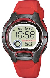 Casio Women's Watch LW-200-4AVEF Red