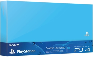 Sony PS4 Custom Faceplate HDD Cover Aqua Blue