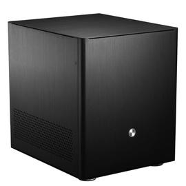 Jonsbo V4 Micro-ATX Cube Case Black