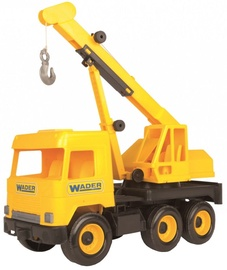 Wader Middle Truck Crane Yellow 32122