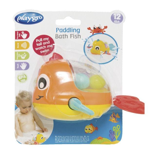 Vannas rotaļlieta Playgro Padding Bath Fish 4086377