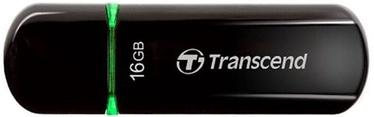 Transcend Jet Flash 600 16GB Black/Green