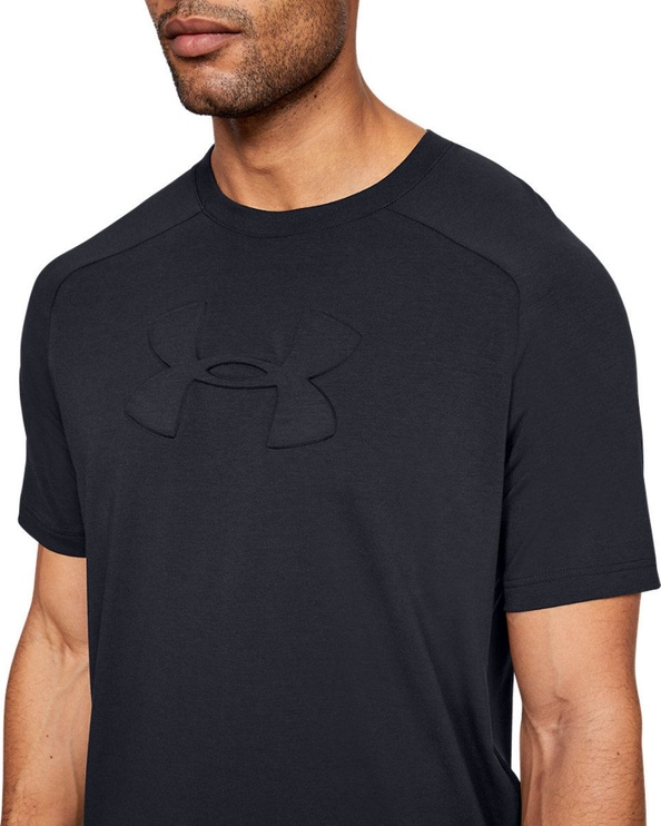 Under Armour Unstoppable Move T-Shirt 1345549-001 Black XXL