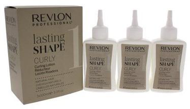 Revlon Lasting Shape Curly Lotion 3x100ml