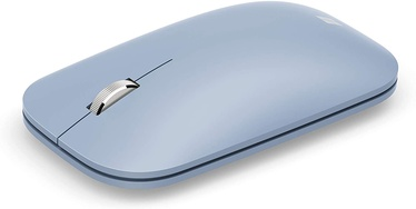 Datorpele Microsoft Modern Mobile Pastel Blue, bezvadu, optiskā