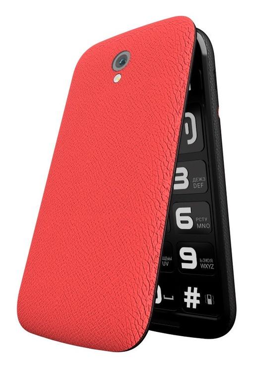 Nous Helper Flip NS2435 Dual Red