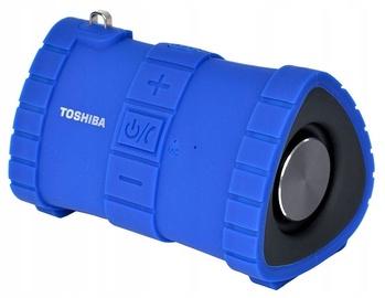 Bezvadu skaļrunis Toshiba Sonic Dive 2 Blue, 6 W