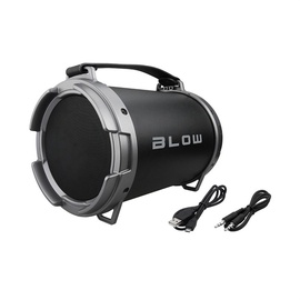 Bezvadu skaļrunis Blow BT2500 Black, 150 W