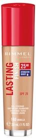 Tonizējošais krēms Rimmel London Lasting Finish 160 Vanilla, 30 ml