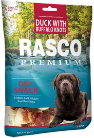 Rasco Dog Premium Snacks Duck With Buffalo Knots 230g