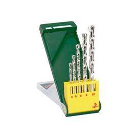 Bosch Masonry Drill Bit Set 5pcs