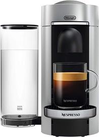 Kapsulas kafijas automāts De'Longhi Nespresso VertuoPlus Deluxe ENV155 Silver