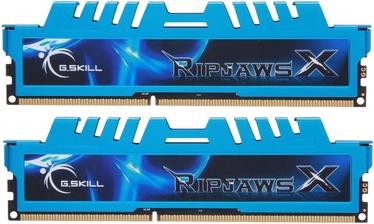 Operatīvā atmiņa (RAM) G.SKILL RipjawsX F3-2400C11D-8GXM DDR3 (RAM) 8 GB CL11 2400 MHz