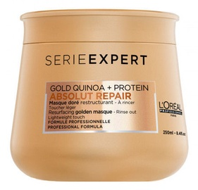 Маска для волос L`Oréal Professionnel Absolut Repair Gold Quinoa + Protein, 250 мл