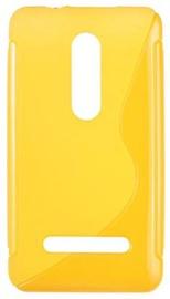 Telone Back Case S-Case for Nokia 210 Asha Yellow